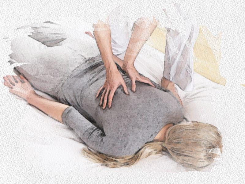 mal di schiena shiatsu